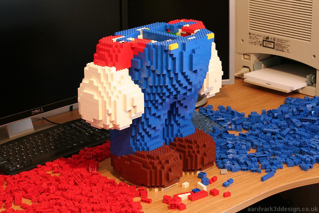 Document moved - Brique de rangement lego grand modele ...